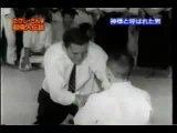 Годзо Сиода vs телохранитель Кеннеди,айкидо vs ударов, уличное айкидо